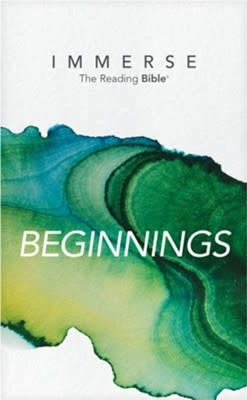 Immerse:  Beginnings NLT 8322