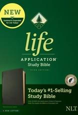NLT Life Application Red Letter 5239