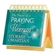 Power of a Praying Woman 3770