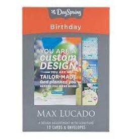 Boxed Cards - Max Lucado 3978