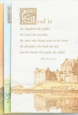 Boxed Cards Get Well Mac Lucado 8929
