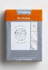 Boxed Cards Birthday  5989