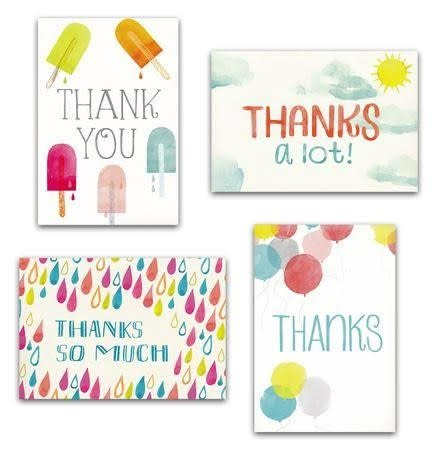 Boxed Cards Thank You - 0187