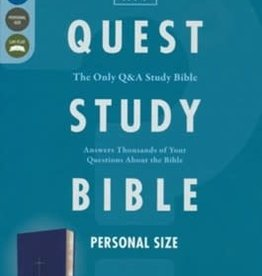 NIV Quest Study Bible Personal Size 6575