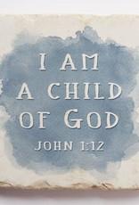 John 1:12 - Blue - Small