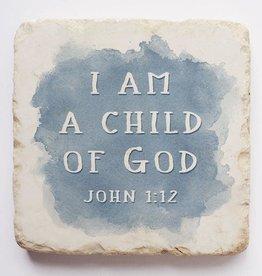 John 1:12 - Blue