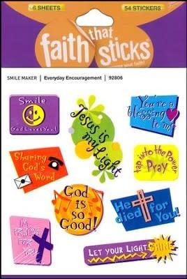Everyday Encouragement Stickers 2806