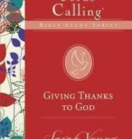 Young, Sarah Giving God Thanks (Jesus Calling) 1422