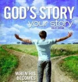 Lucado, Max God's Story Your Story