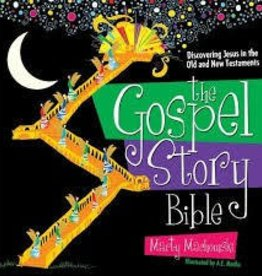 Machowski, Marty Gospel Story Bible 8127