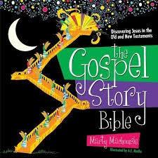 Machowski, Marty Gospel Story Bible 8127