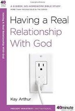 Arthur, Kay Having a Real Relationship with God 7608
