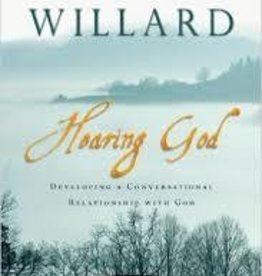 Willard, Dallas Hearing God (updated) 5690