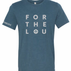 Forthelou T-shirt - Adult - Blue