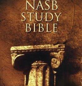 NASB Study Bible - Hardcover 0923