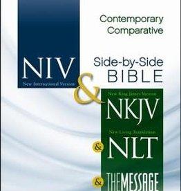 NIV/NKJV/NLT Comparative Bible  6928