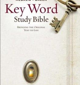 Zodiates, Spiros ESV Hebrew/Greek Word Study Bible 9139