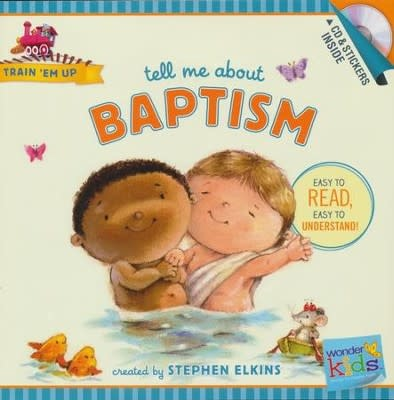 Tell Me About Baptism 6828