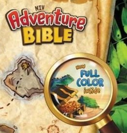 NIV Adventure Bible  7484