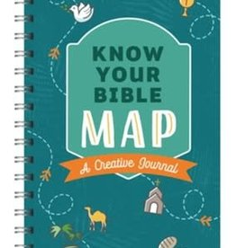 Know Your Bible Map  9097