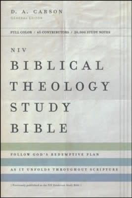 NIV Biblical Theology Study Bible 0405