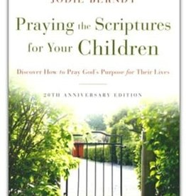 Praying the Scriptures for Your Children 1497