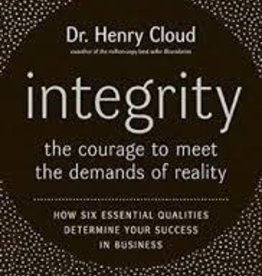 Cloud, Henry Integrity: The Courage to Meet, paper