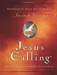 Young, Sarah Jesus Calling 1884
