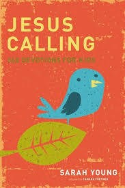 Young, Sarah Jesus Calling 365 Devotional for Kids 6342