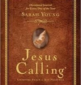 Young, Sally Jesus Calling Devotional Journal, 2893