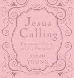 Young, Sarah Jesus Calling, pink 0110