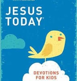 Young, Sarah Jesus Today Devo for Kids 8052