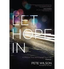 Wilson, Pete Let Hope In 4565