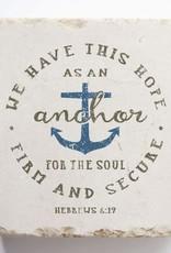 Hebrews 6:19 - magnet