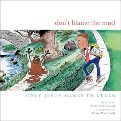 Machowski, Marty Don't Blame the Mud 0967