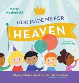 Machowski, Marty God Made Me For Heaven 0719