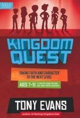 Evans, Tony Kingdom Quest 8072