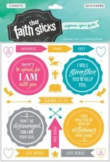 Isaiah 41:10 Stickers 2974