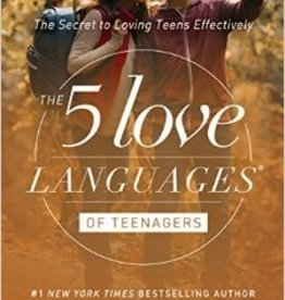 Chapman, Gary 5 Love Languages of Teenagers 2843
