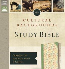 Keener, Craig S NIV Cultural Backgrounds Study Bible 0954