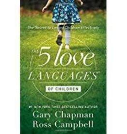 Chapman, Gary 5 Love Languages of Children, The