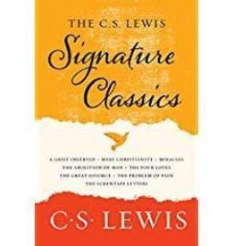 Lewis, C. S. C. S. Lewis Signature Classics, The 2547