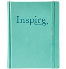 Tyndale NLT Inspire Bible turq 3741