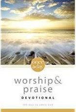 Zondervan Once-A-Day Worship and Praise Devotional 0765