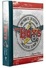 O'Neal, Jayce One Minute Devotions For Boys 5117