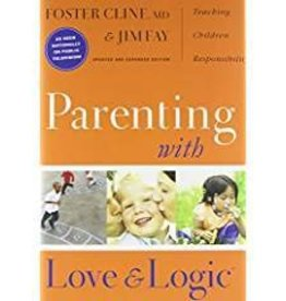 Cline, Foster Parenting with Love & Logic 9546