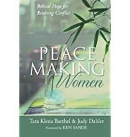 Barthel, Tara Klena Peacemaking Woman 4951