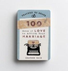 Prayers to Share Marriage - Prayer Share Cards 5332