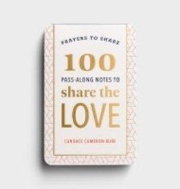 Share the Love - Prayer Share Cards 9119