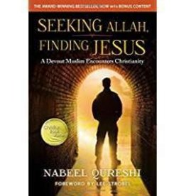 Qureshi, Nabeel Seeking Allah: Finding Jesus with extras 7237